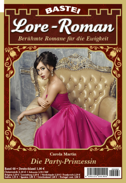Lore - Roman 68: Die Party-Prinzessin