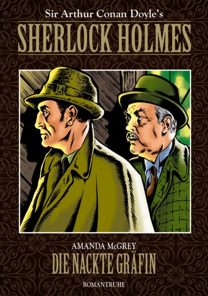 Sherlock Holmes - Die Neuen Fälle - Buch 08: Die nackte Gräfin