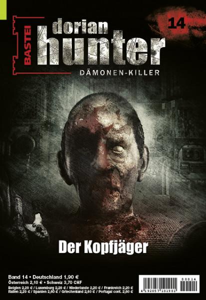 Dorian Hunter 14: Der Kopfjäger