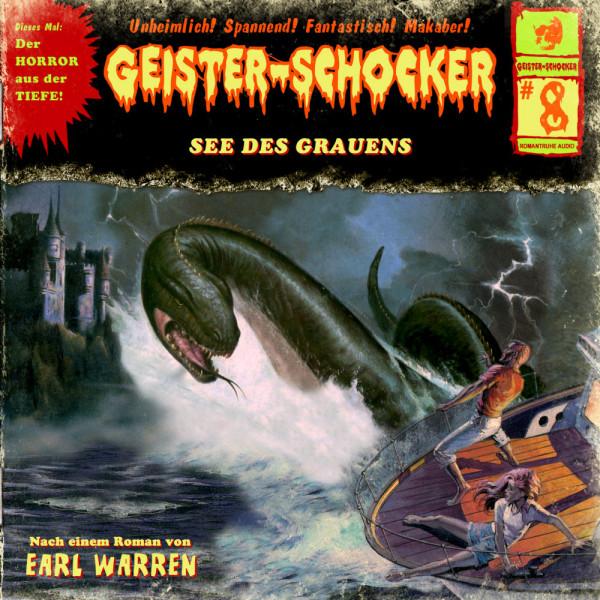 Geister-Schocker CD 08: Der See des Grauens