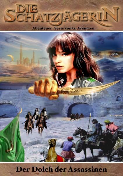 E-Book Die Schatzjägerin 11: Der Dolch der Assassinen