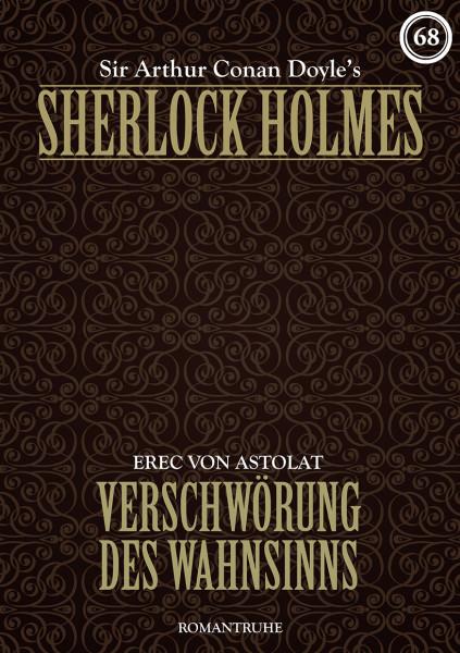 E-Book Sherlock Holmes 68: Verschwörung des Wahnsinns