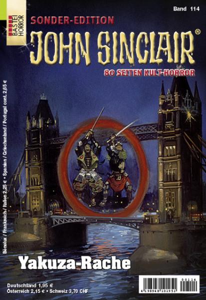 John Sinclair Sonderedition 114: Yakuza-Rache