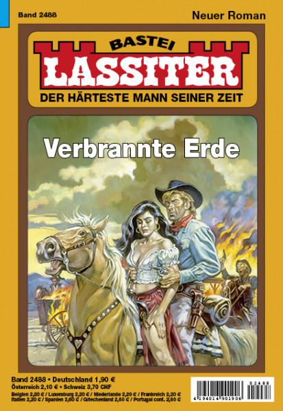 Lassiter 1. Auflage 2488: Verbrannte Erde