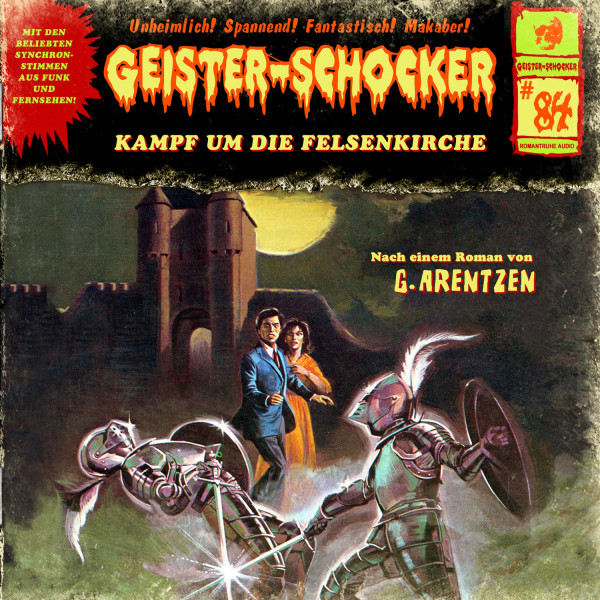 MP3-DOWNLOAD Geister-Schocker 84: Kampf um die Felsenkirche