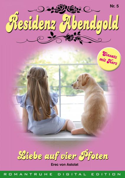 E-Book Residenz Abendgold 5: Liebe auf vier Pfoten