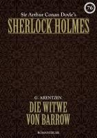 E-Book Sherlock Holmes 76: Die Witwe von Barrow