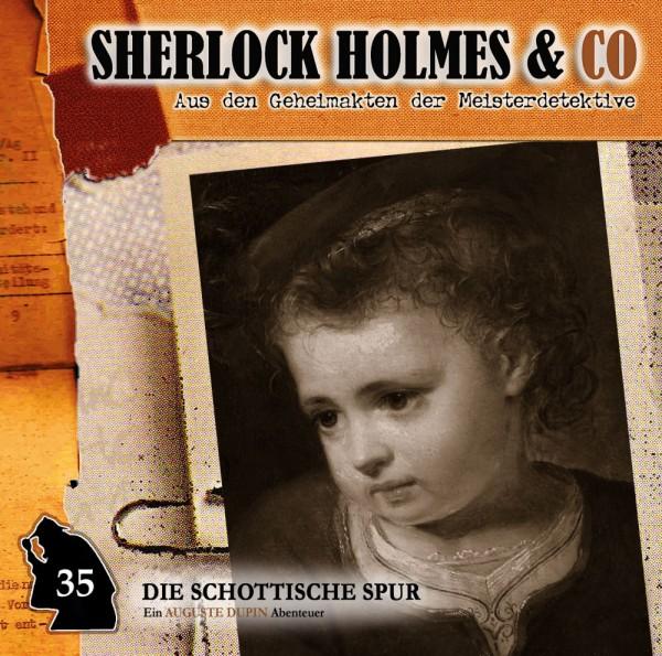Sherlock Holmes und Co. CD-Abo ab Nr. 52