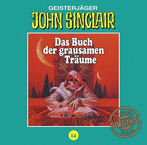 John Sinclair Tonstudio-Braun CD 14: Das Buch der grausamen Träume
