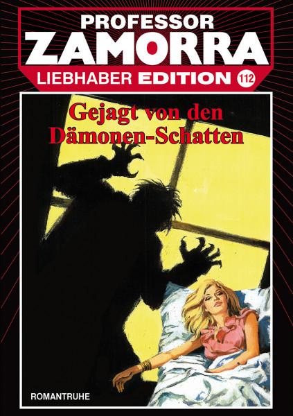Zamorra Liebhaberedition 112: Gejagt von den Dämonen-Schatten