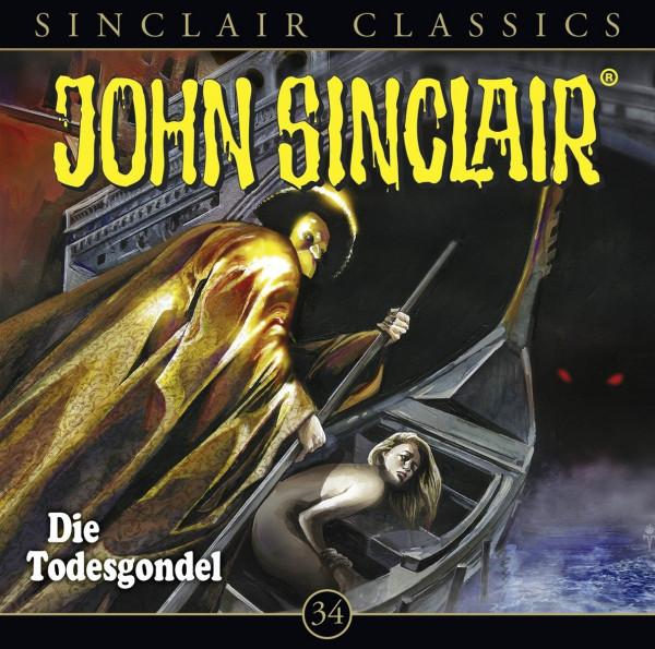 John Sinclair Classics CD 34: Die Todesgondel