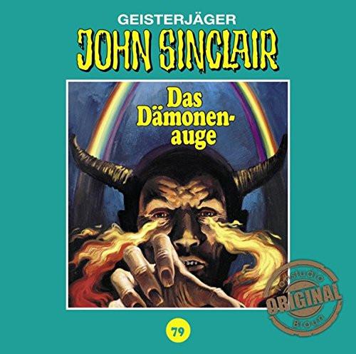 John Sinclair Tonstudio-Braun CD 79: Das Dämonenauge (Teil 2/3)