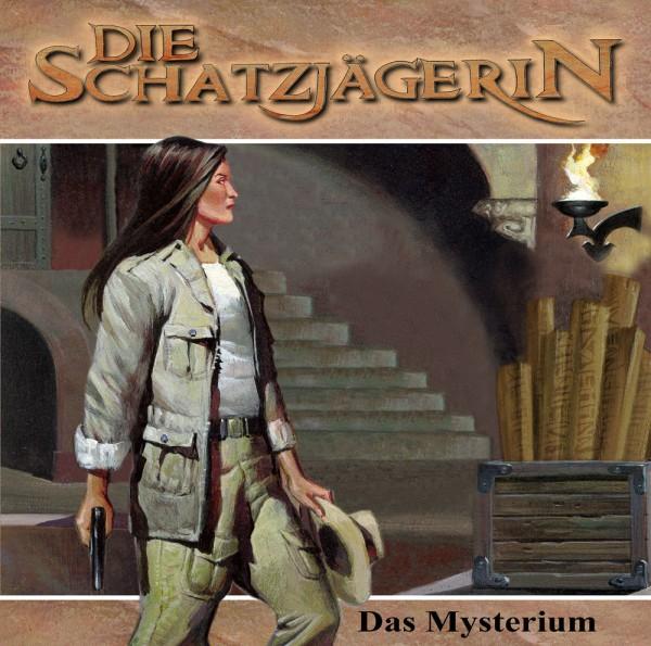 MP3-DOWNLOAD Die Schatzjägerin-Hörspiel 6: Das Mysterium