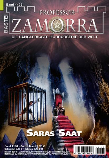 Professor Zamorra 1193: Saras Saat (2. Teil)