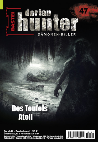Dorian Hunter 47: Des Teufels Atoll