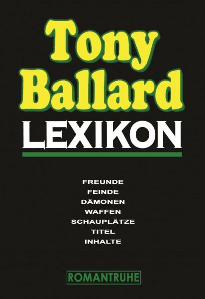 Tony Ballard Lexikon