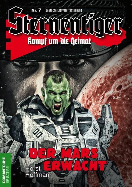 E-Book Sternentiger 07: Der Mars erwacht