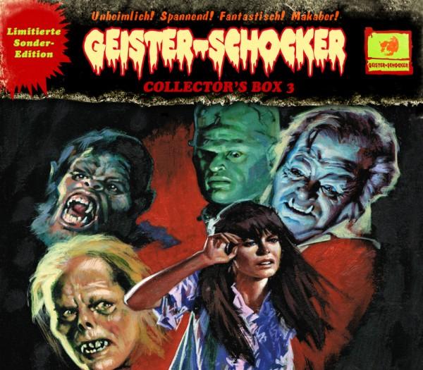 Geister-Schocker Collectors Box 3: (Folgen 5-7)