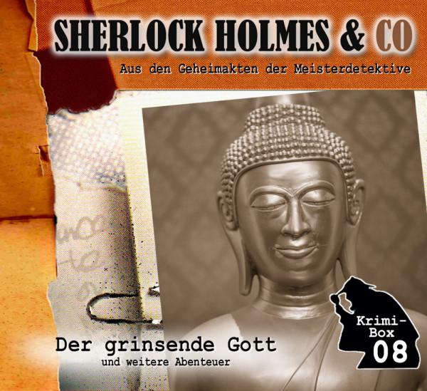 Sherlock Holmes und Co. Box 8: mit den Folgen 22-24