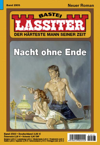 Lassiter 1. Auflage 2503: Nacht ohne Ende