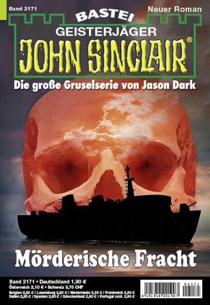 John Sinclair 2171: Mörderische Fracht