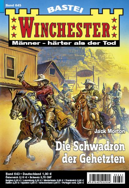 Winchester 643: Die Schwadron der Gehetzten