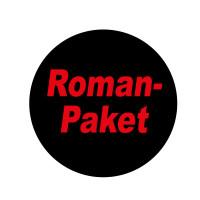 Romanpaket: 55 diverse Arzt-Romane (in praktischer Box)