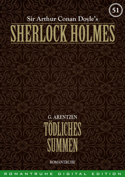 E-Book Sherlock Holmes 51: Tödliches Summen