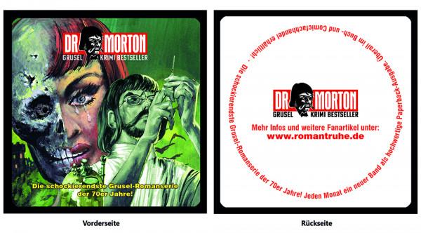 Dr. Morton 10 Bierdeckel