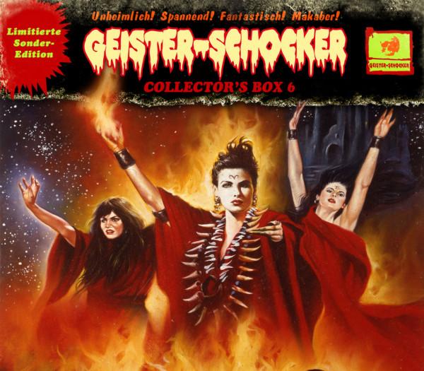 Geister-Schocker Collectors Box 6: (Folgen 14-16)