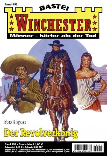 Winchester: Abo - jährliche Zahlung (52 Hefte/Jahr)