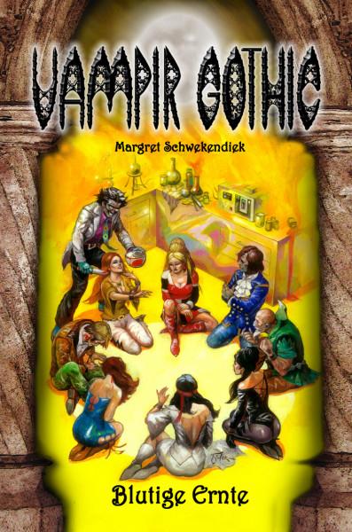E-Book Vampir Gothic 28: Blutige Ernte