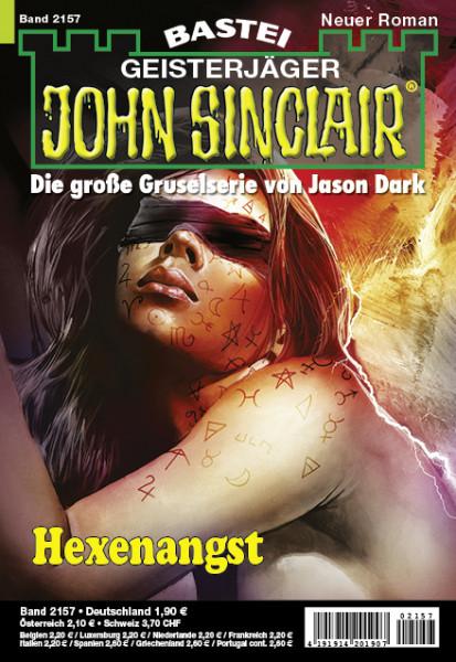 John Sinclair 2157: Hexenangst (1. Teil)