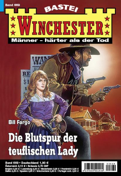 Winchester 669: Die Blutspur der teuflischen Lady