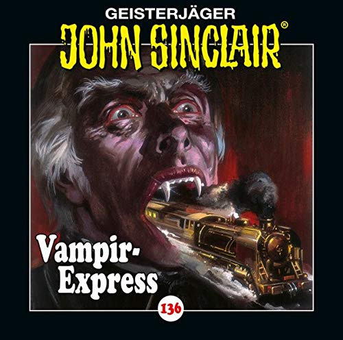 John Sinclair CD 136: Vampir-Express