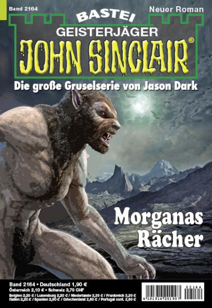 John Sinclair 2164: Morganas Rächer