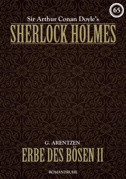 E-Book Sherlock Holmes 65: Erbe des Bösen II