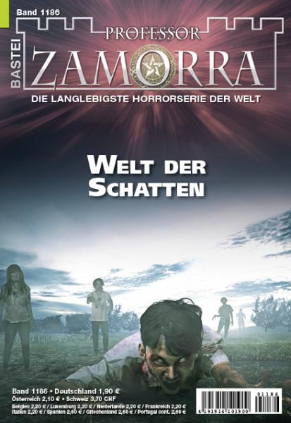 Professor Zamorra 1186: Welt der Schatten