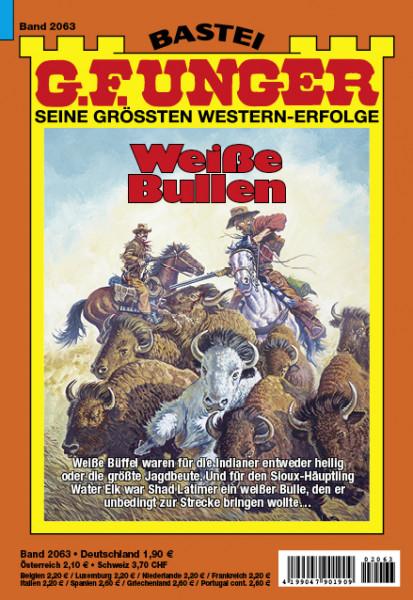 G. F. Unger 2063: Weiße Bullen
