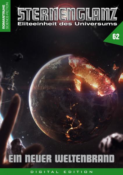 E-Book Sternenglanz 62: Ein neuer Weltenbrand