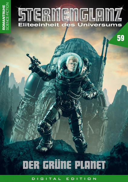 E-Book Sternenglanz 59: Der grüne Planet