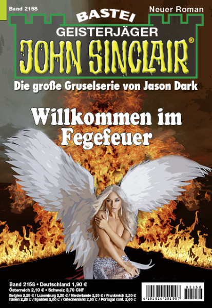 John Sinclair 2158: Willkommen im Fegefeuer (2. Teil)
