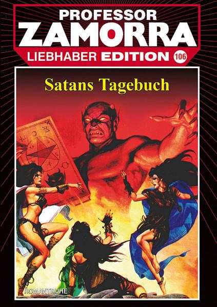 Zamorra Liebhaberedition 106: Satans Tagebuch