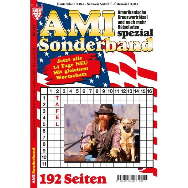 Ami-Spezial-Sonderband - 192 Seiten: Abo - jährliche Zahlung (26 Hefte/Jahr)