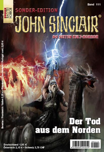 John Sinclair Sonderedition 111: Der Tod aus dem Norden