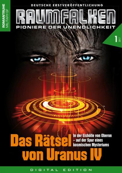 E-Book Raumfalken 1/2017: Das Rätsel von Uranus IV
