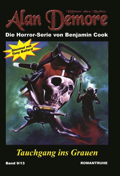 E-Book Alan Demore 09: Tauchgang ins Grauen 1. Teil