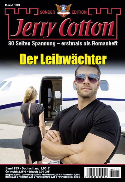 Jerry Cotton Sonderedition 133: Der Leibwächter