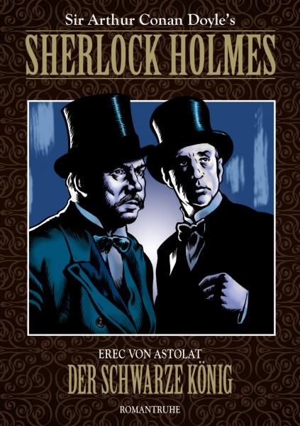 Sherlock Holmes - Die Neuen Fälle - Buch 10: Der schwarze König