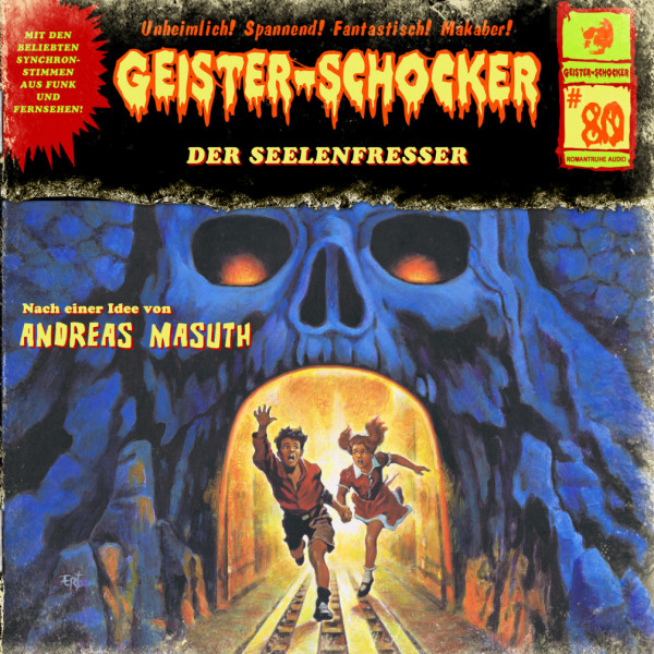 MP3-DOWNLOAD Geister-Schocker 80: Der Seelenfresser